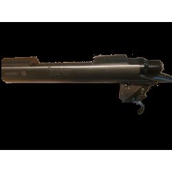 Remington Custom Shop Action - 700 Short Action Magnum, Carbon Steel, Externally Adjustable X Mark Pro Trigger
