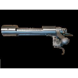 Remington Custom Shop Action - 700 LH Short Action, Stainless Steel, 308 Bolt Face, Externally Adjustable X Mark Pro Trigger