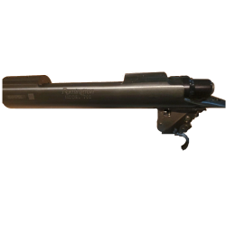 Remington Custom Shop Action - 700 Long Action Ultra Magnum, Carbon Steel, Externally Adjustable X Mark Pro Trigger