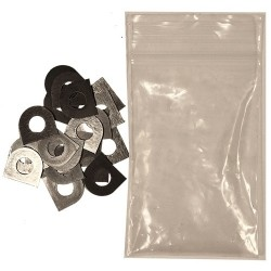 [Z002]Steel Shims for Bottom Metal - 20pc Package
