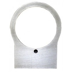 "0.2285 Recoil Lug Parallel -1 Pin- 4140"""
