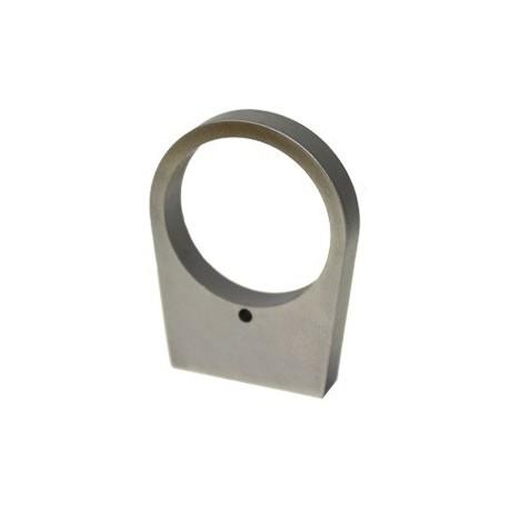 """0.250"""" (1/4"""") Recoil Lug .096 Pinhole 1.080 Bore Taper - SS"""