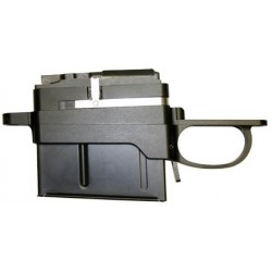 LONG ACTION (LA) STEALTH MILITARY STYLE DETACH MAG BOTTOM METAL