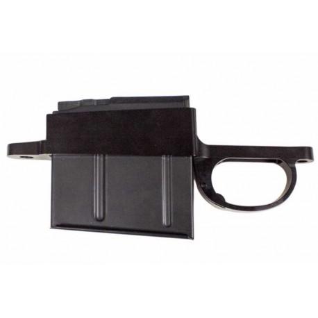 Remington (LA) 700 Flush Mount Detach Mag Bottom Metal - Orbindorf M5 Style