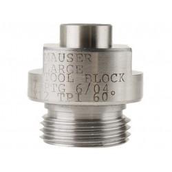 """Bolt Face Truing Cutter Guide Mauser 1.10""""-12 Thread 60°"""