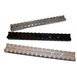 Remington 700 Steel Picatinny Rail 0-20-30 MOA