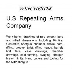 Book of Winchester Workbench Drawings