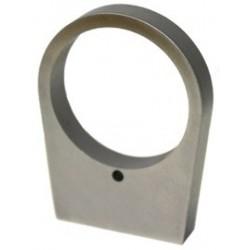 "[002]0.1875 (3/16"") Recoil Lug Taper O/S - 1 Pin - SS"""