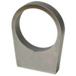 "0.250"" (1/4"") Recoil Lug Taper No Pin Hole - SS"