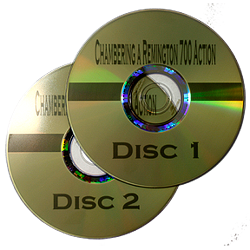 Chambering the Barrel for a Remington Action or Clone - 2 DVD Set