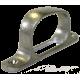 Remington 700 Trigger Guard - Silver Aluminum