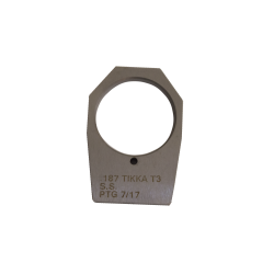 """0.1875"""" (3/16"""") Recoil Lug Tekka T-3 - SS"""