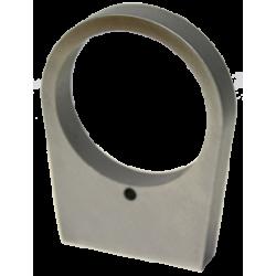 "[002]0.200 Recoil Lug Taper -1 Pin - SS"""
