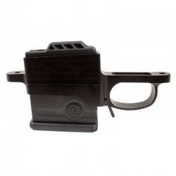 Remington 700 Short Action (SA) Stealth M5 Detach Mag Bottom Metal