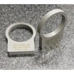 "0.200"" Recoil Lug Parallel No Pin - SS"