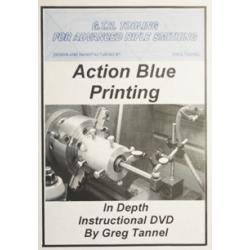 GTR Action Blue Printing DVD