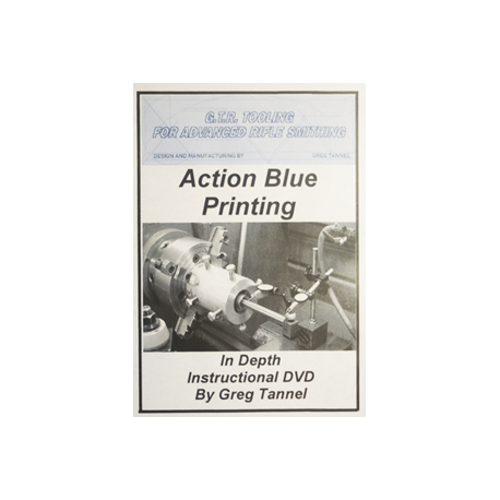 Action Blue Printing DVD