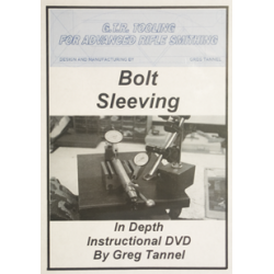 GTR Bolt Sleeving DVD