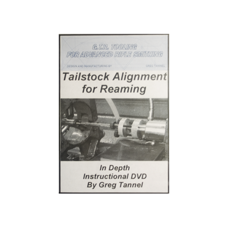 Tailstock Alignment DVD