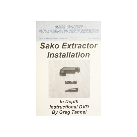 Sako Extractor Installation DVD