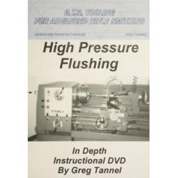 GTR High Pressure Flushing DVD